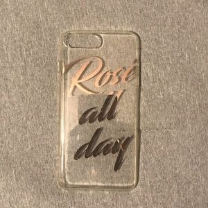 Rosé All Day iPhone 7/8 Plus Case